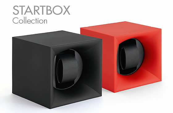 SwissKubiK Watch Winder Startbox Collection