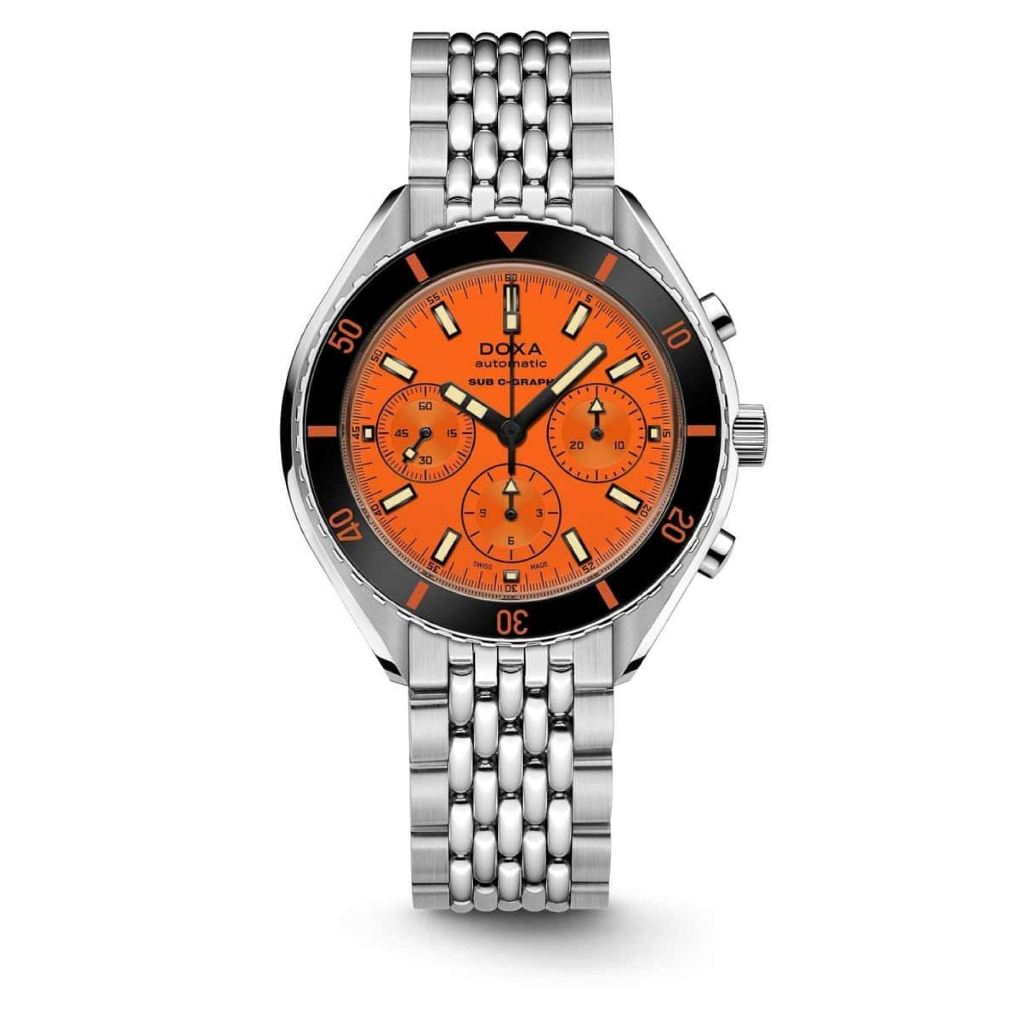 Doxa SUB 200 C-GRAPH Professional 798.10.351.10 – Swiss Time