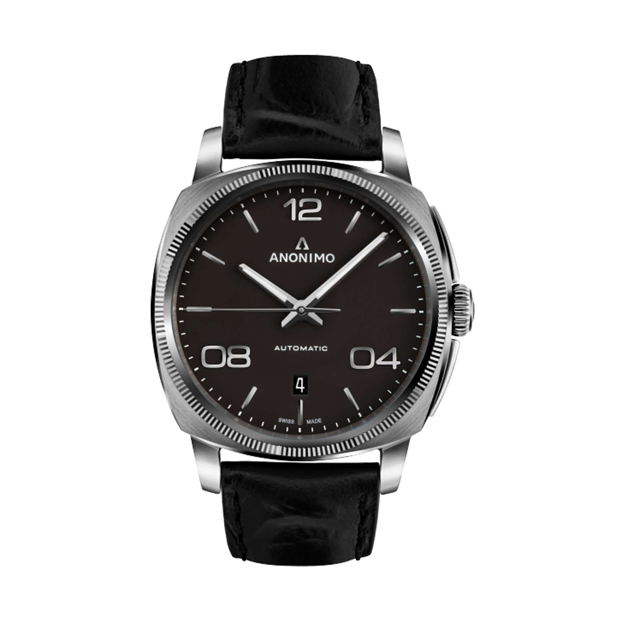Anonimo Epurato Automatic Stainless Steel AM-4000.01.101.W11 – Swiss Time