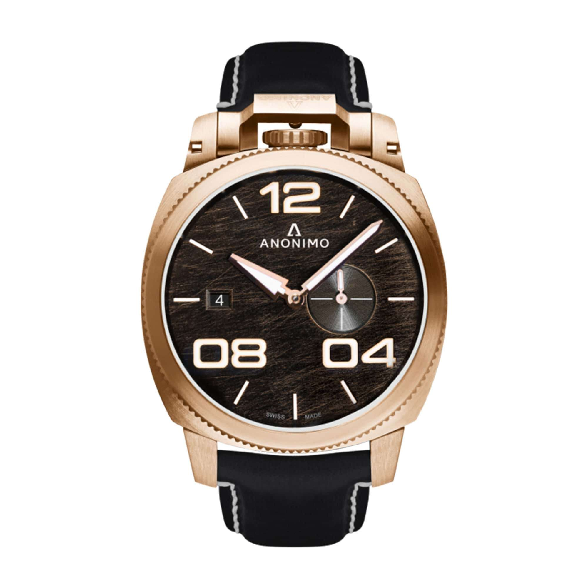 Anonimo Militare Automatic Bronze AM-1020.04.001.A01 – Swiss Time