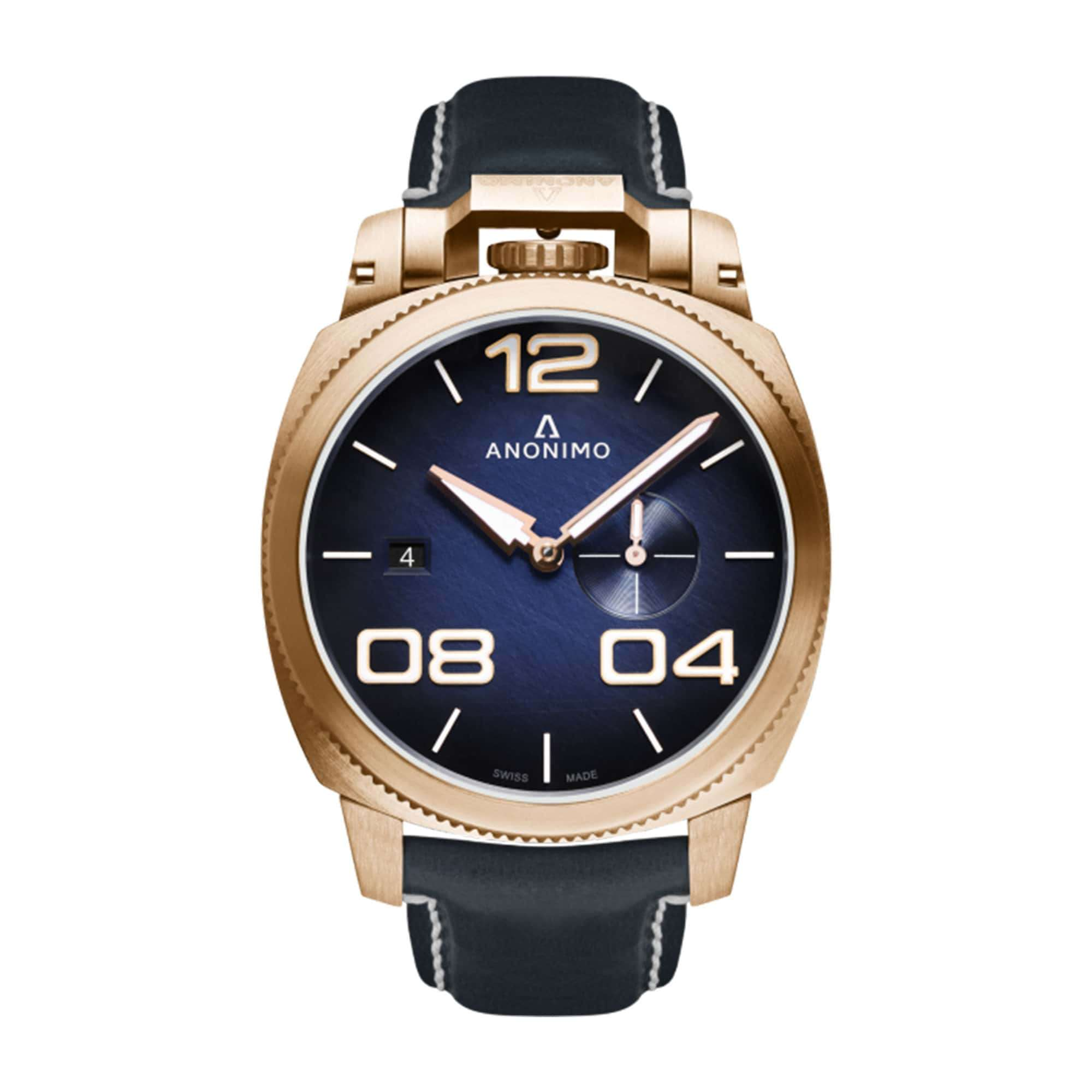 Anonimo Militare Automatic Bronze AM-1020.04.003.A03 – Swiss Time