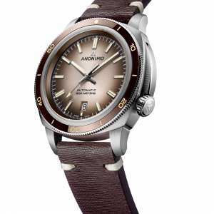 Anonimo Nautilo Vintage 42 mm Brown Dial AM-5019.17.105.I02 – Swiss Time