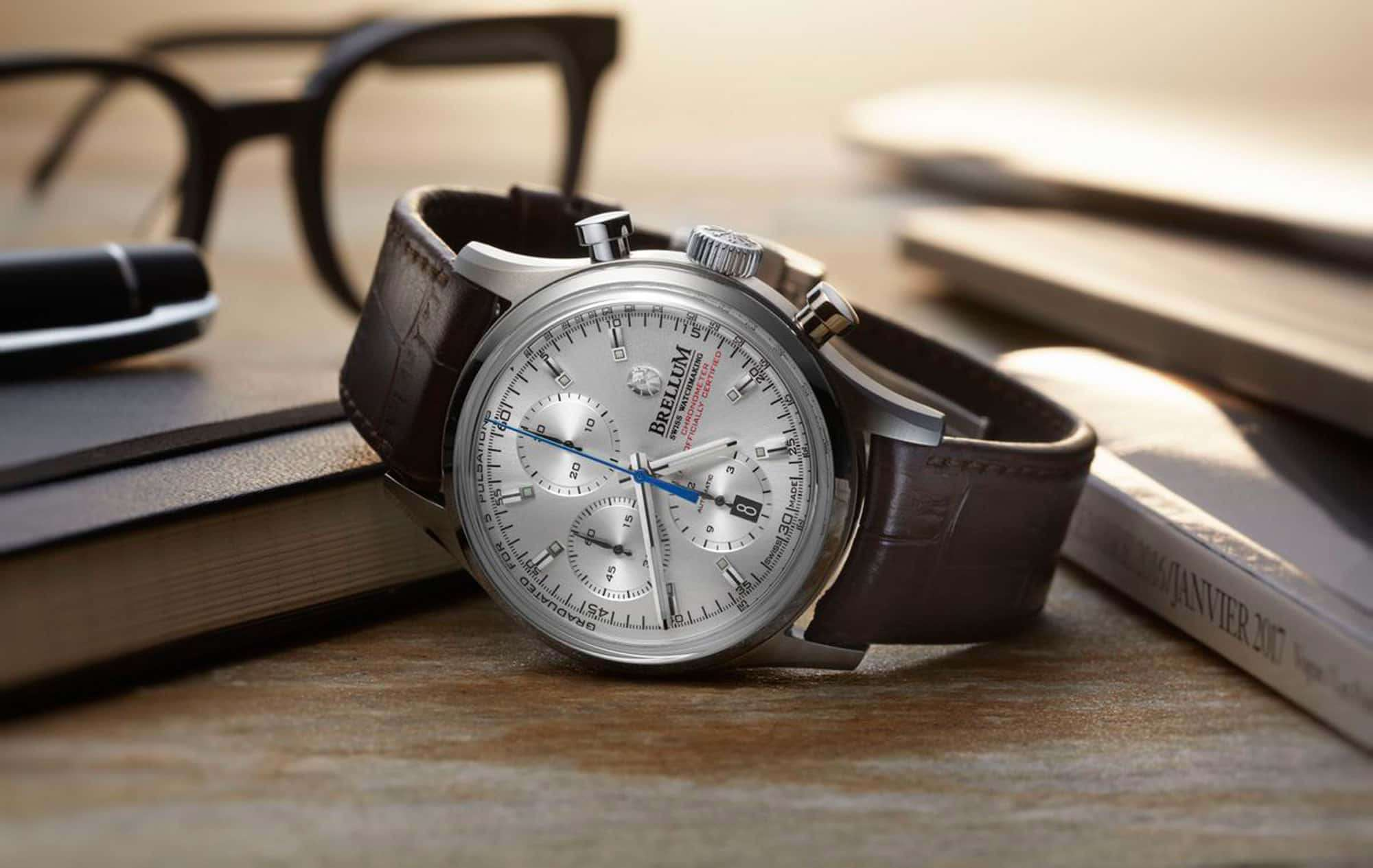 Swiss Watches from Brellum – Swiss Time