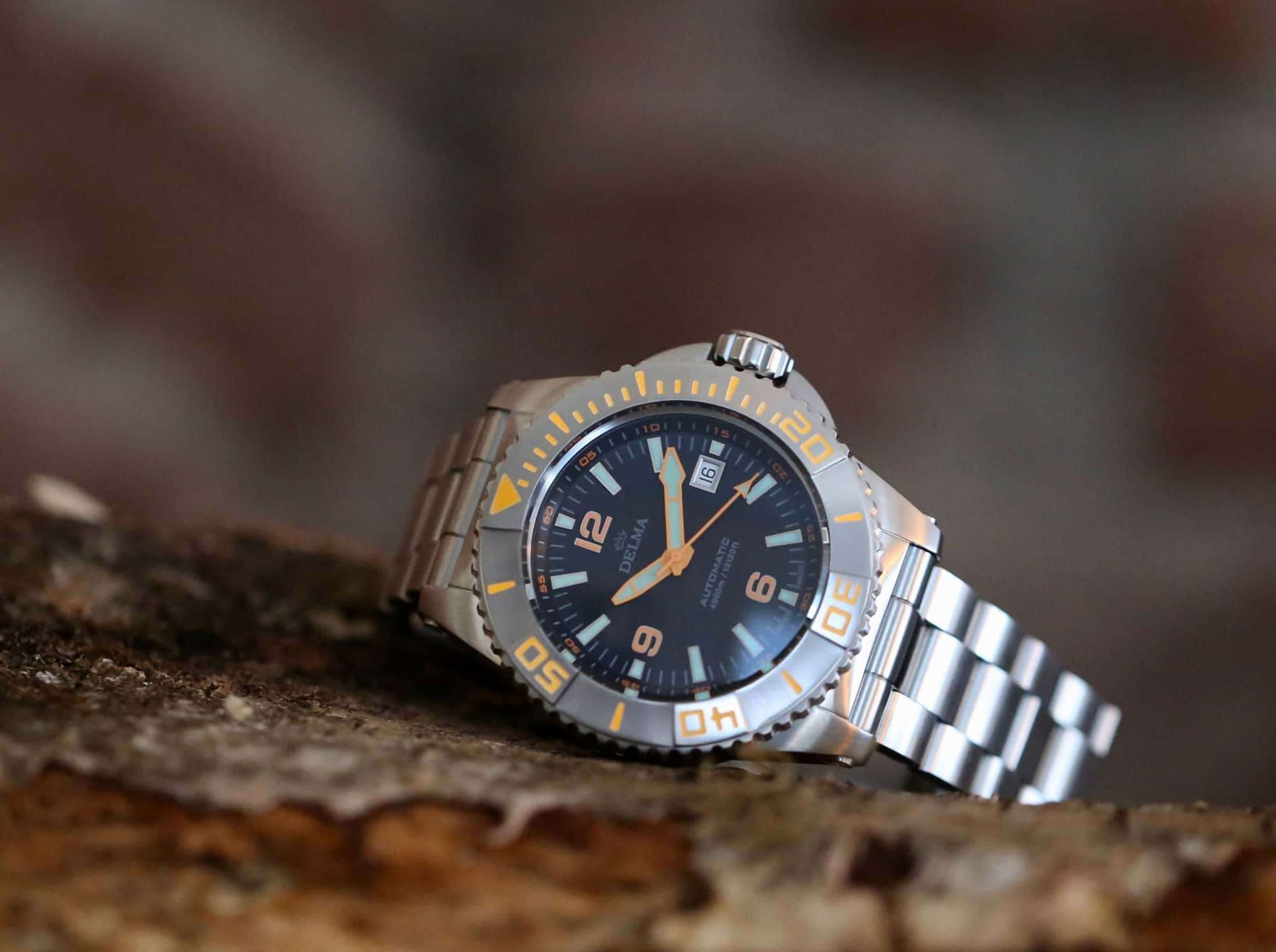 Delma Diver Blue Shark III Automatic 41701.700.6.034 – Swiss Time