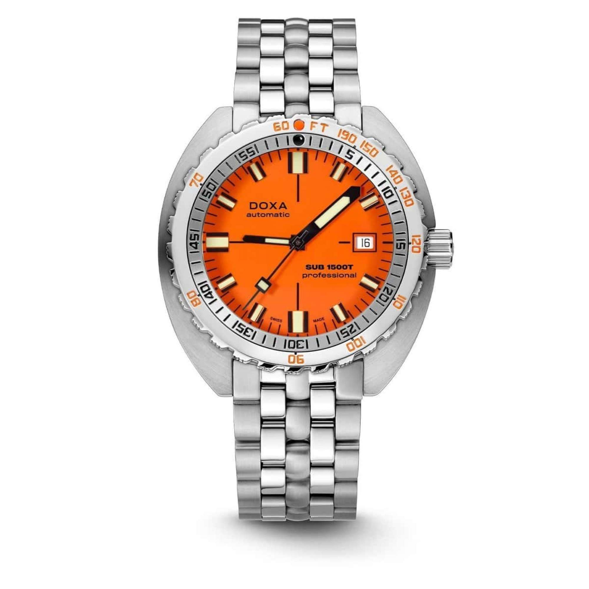 Doxa SUB 1500T Professional 881.10.351.10 – Swiss Time