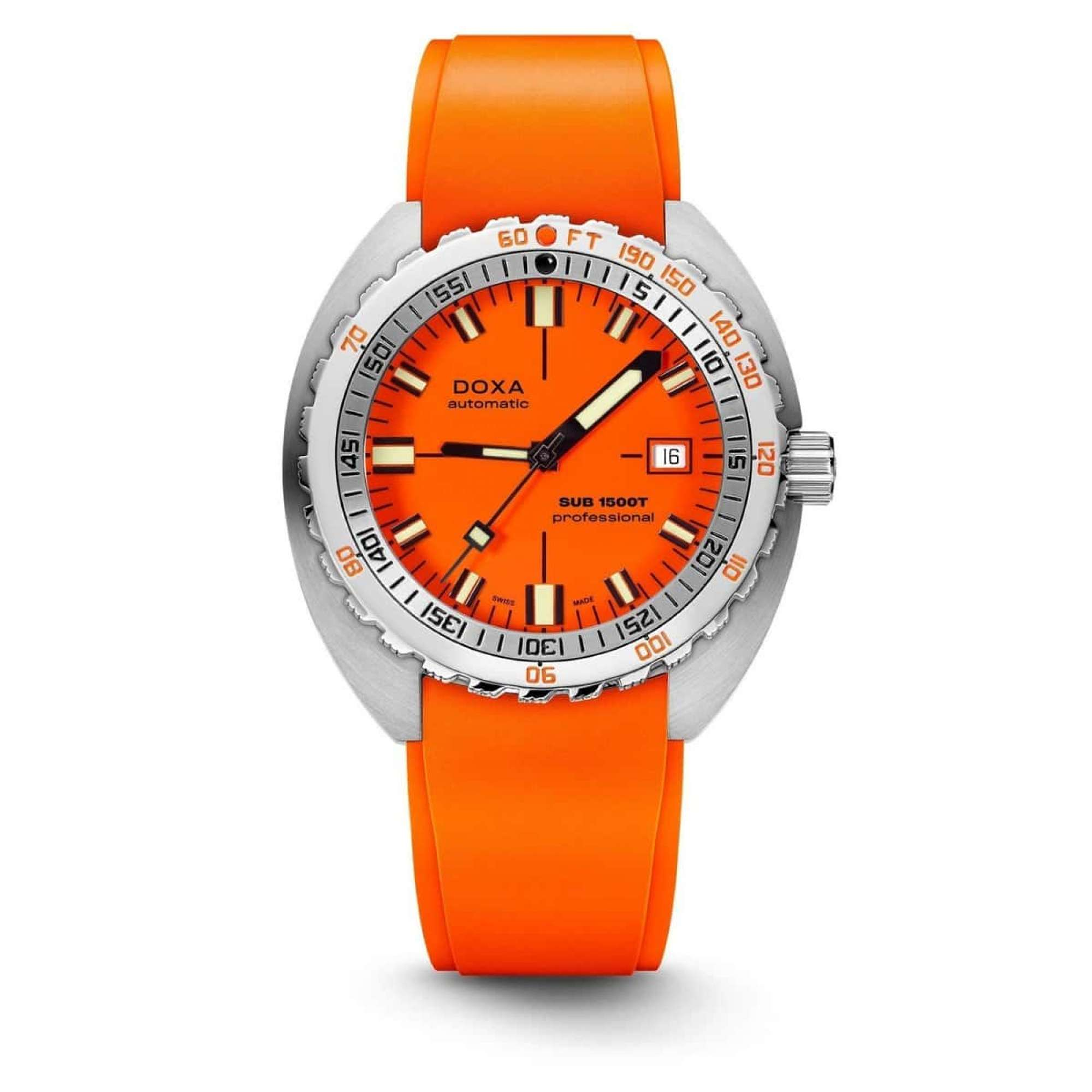 Doxa SUB 1500T Professional 881.10.351.21 – Swiss Time