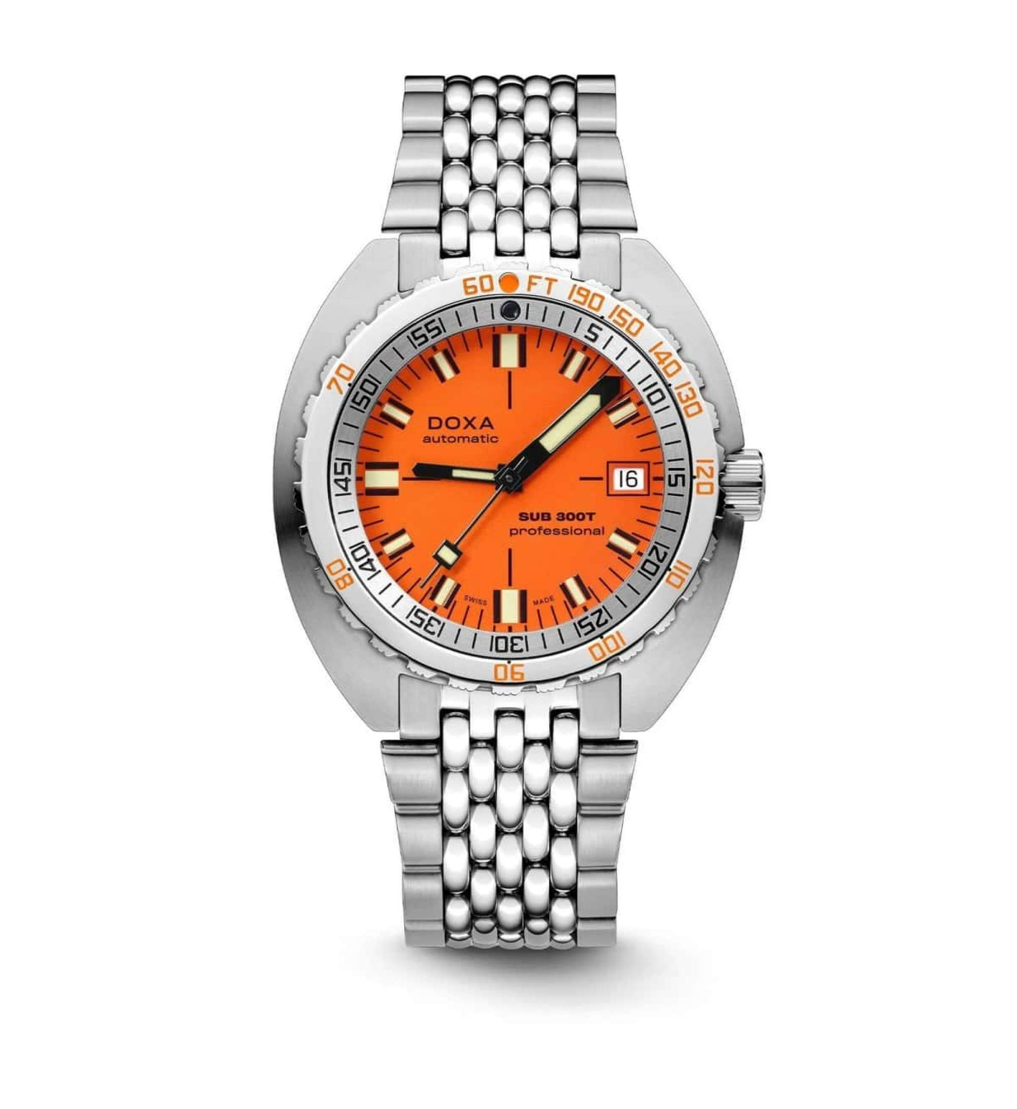 Doxa SUB 300T Professional 840.10.351.10 – Swiss Time